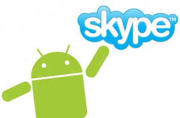 Skype+Android